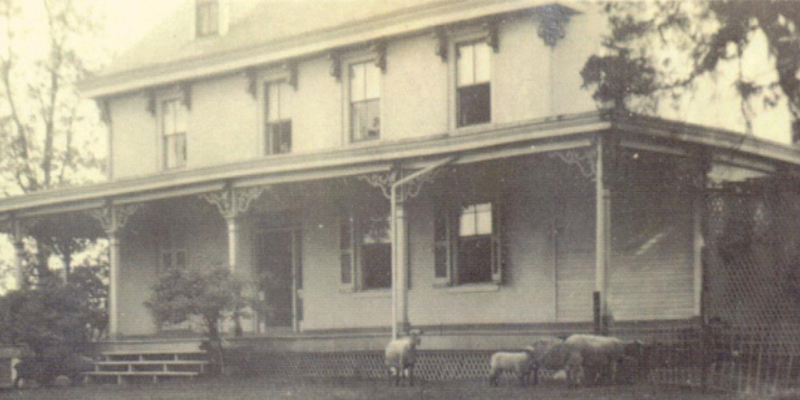 Historic photograph of Paulsdale