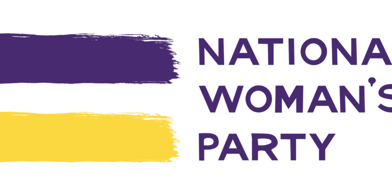 Logo of the National Woman's Party