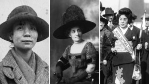 Six Influential AAPI Women in Suffrage History