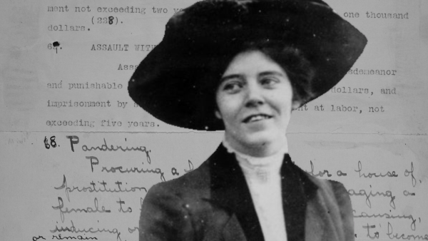 The Mystery of Alice Paul's Missing Dissertation