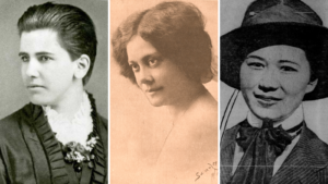 The Queer History of the Suffrage Movement