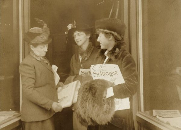 Marketing the Movement: Shifting Tactics for Winning Women's Suffrage