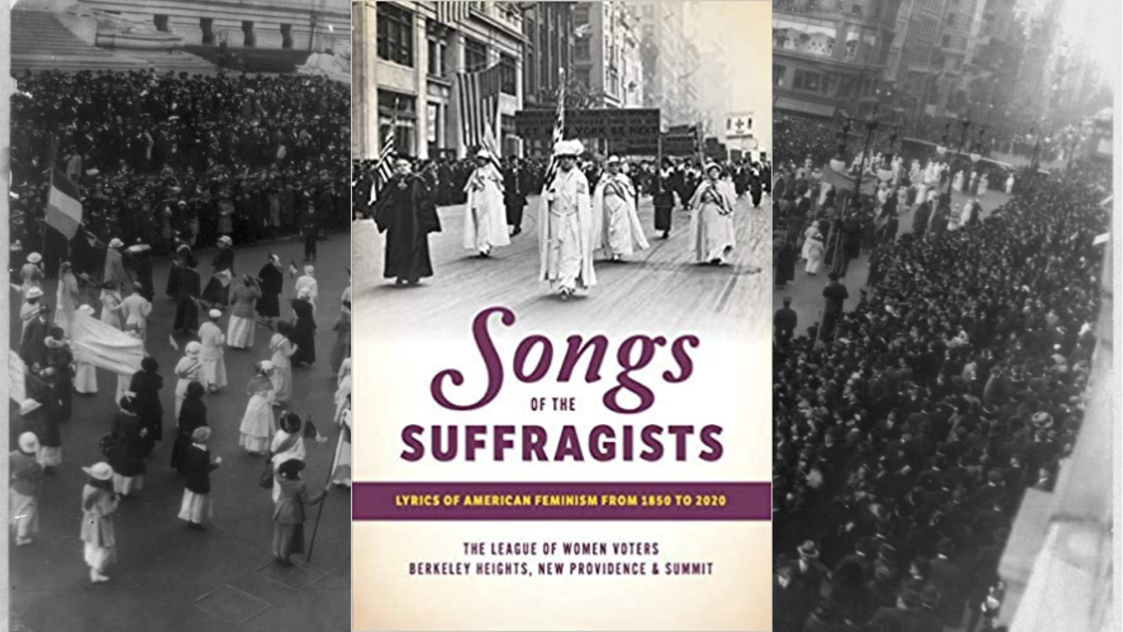 """Alice Paul Institute presents """"The Songs of the Suffragists"""""""