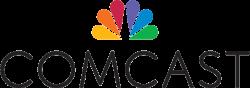 Comcast logo transparent